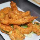 8. Shrimp & Veggies Tempura